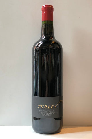 Turley Wine Cellars, Cabernet Sauvignon Napa Valley 2015