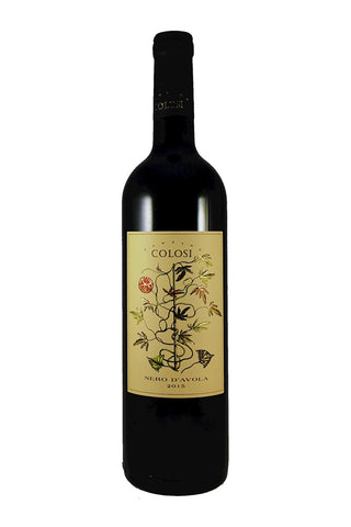 Colosi, Nero d'Avola 2019