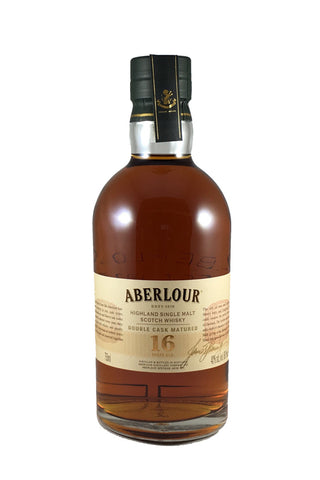 Aberlour Highland Single Malt Scotch Whisky 16 Years 750ml