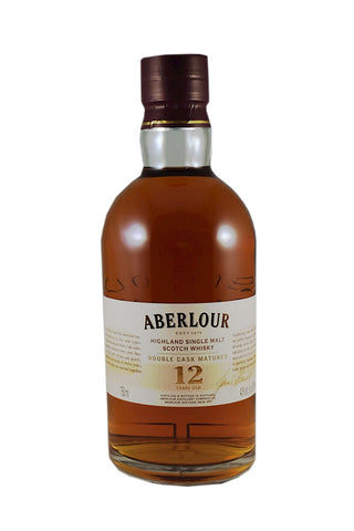 Aberlour Highland Single Malt Scotch Whisky 12 Years 750ml