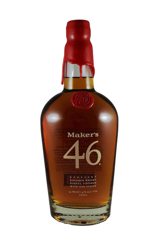 Maker's Mark 46 Kentucky Bourbon Whiskey 750ml
