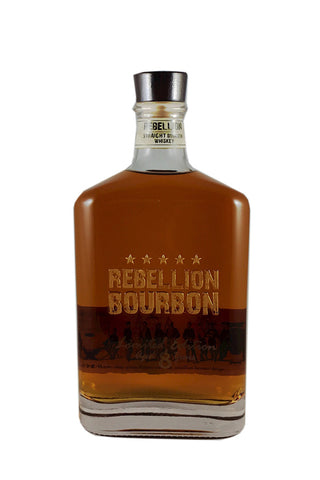 Rebellion Bourbon Whiskey Limited Edition 8 Years 750ml