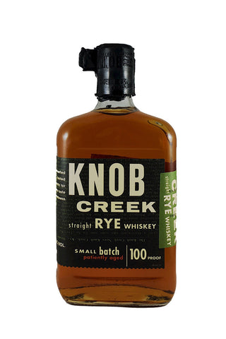 Knob Creek Small Batch Straight Rye Whiskey 750ml