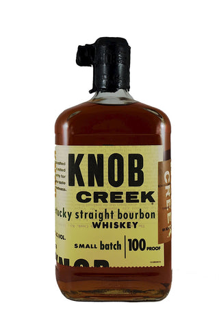 Knob Creek Small Batch Kentucky Straight Bourbon Whiskey 375ml