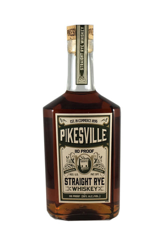 Pikesville Straight Rye Whiskey 750ml