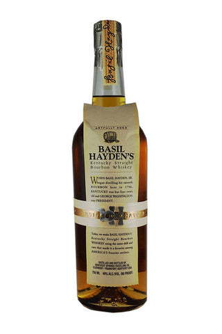 Basil Hayden's Kentucky Straight Bourbon Whiskey 375ml