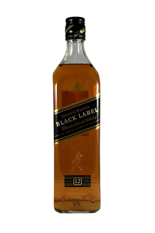 Johnnie Walker Scotch Whisky Black Label 750ml