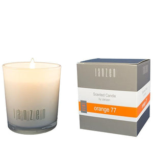JANZEN Parfumkaars Orange 77 - 135 gr
