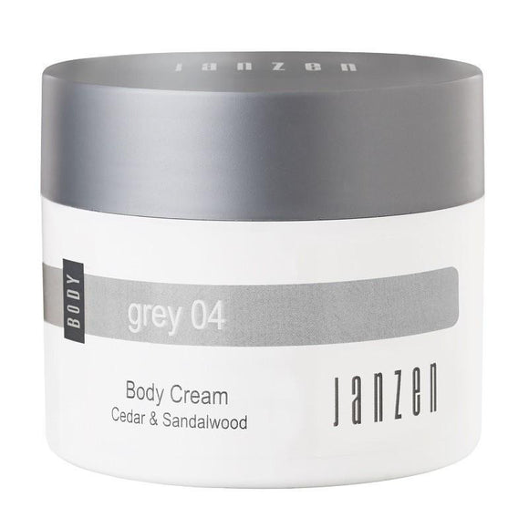 JANZEN Body Cream Grey 04 - 200 ml