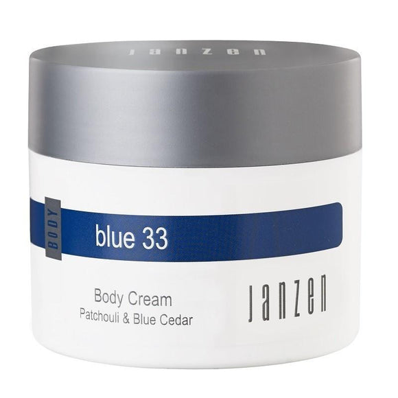 JANZEN Body Cream Blue 33 - 200 ml