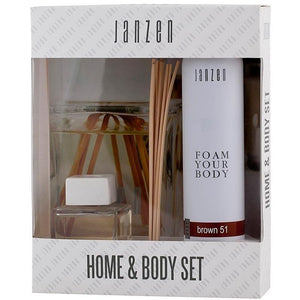 Home & Body Giftset Brown 51 - 80/200