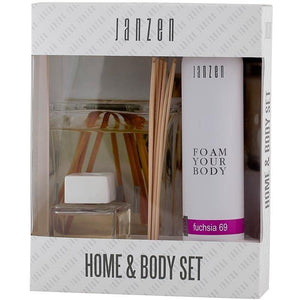 Home & Body Giftset Fuchsia 69 - 80/200