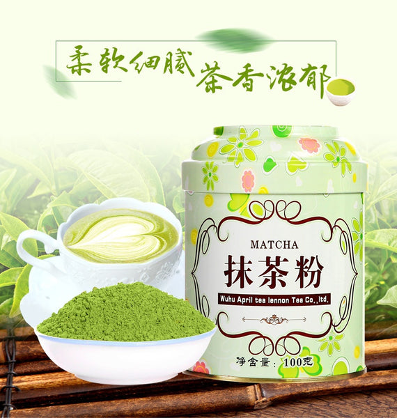 Japanese Matcha green tea powder 100% organic