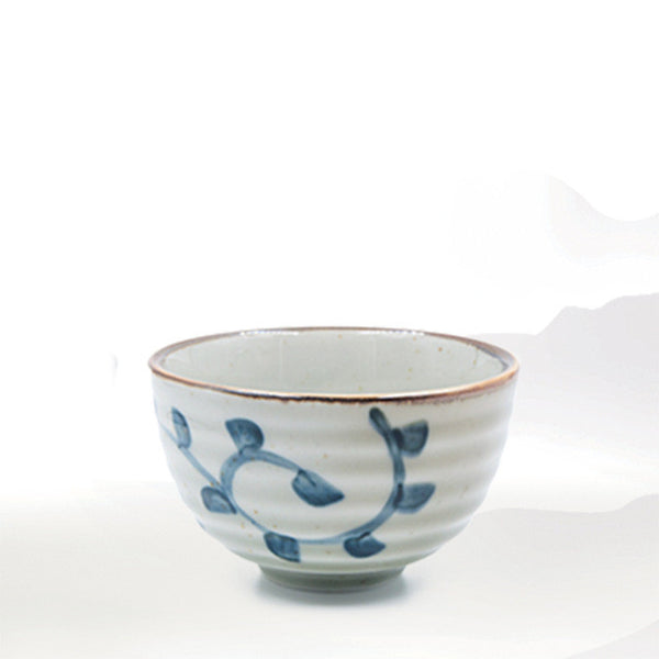 Japanese Coarse Pottery Matcha Bowl / Teacup