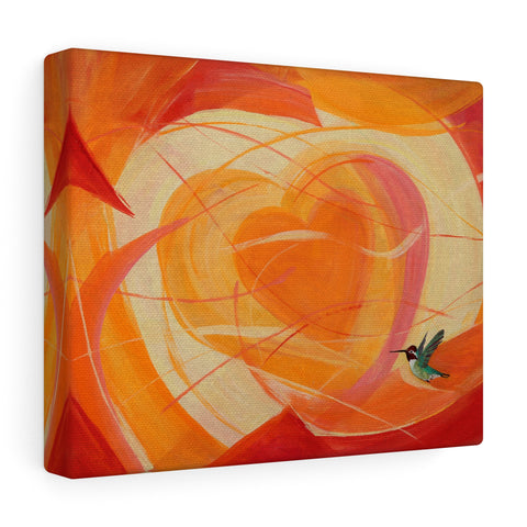 A Heart for Anna -Canvas Gallery Wraps