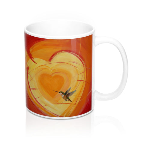 A Heart of Allen - Mug 11oz