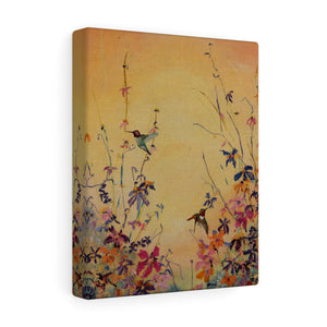 Together - Golden Morning Canvas Gallery Wraps