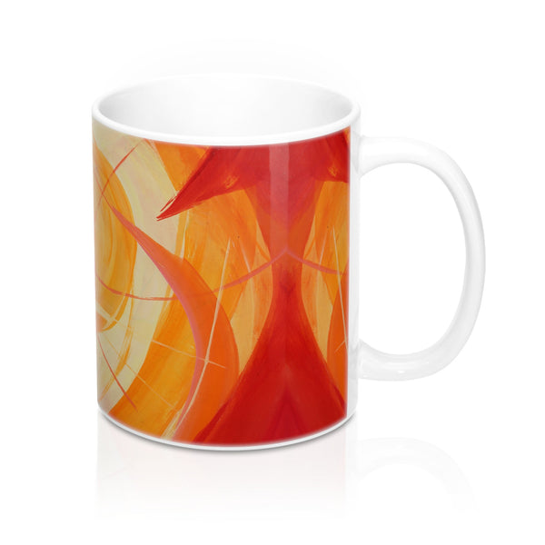 A Heart for Anna - Mug 11oz