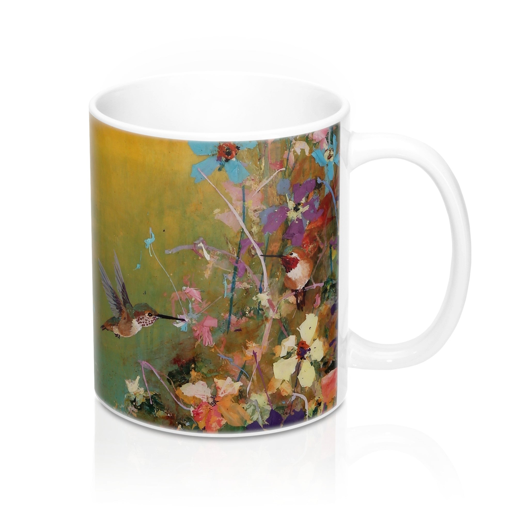 Wonderland Family - Hidden Hummer Mug 11oz