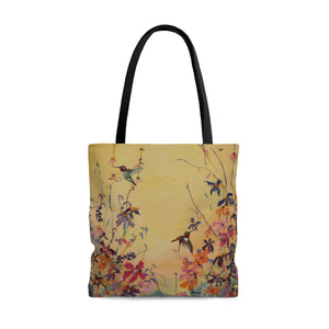 Golden Morning - AOP Tote Bag