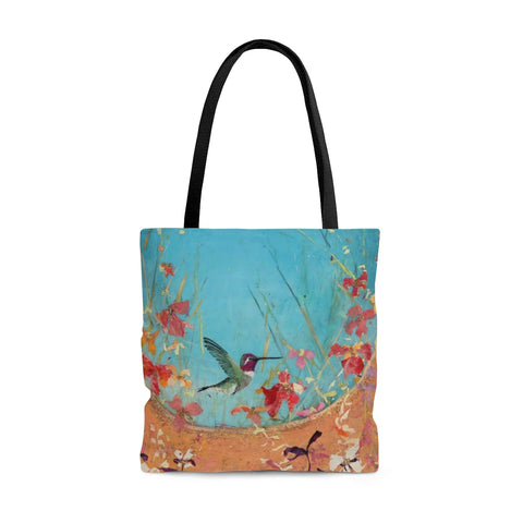 Anna in Wonderland Tote Bag