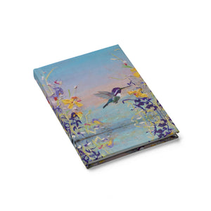 Costa Hummingbird Journal - Blank