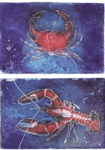 Shrimp - Crab and Lobster