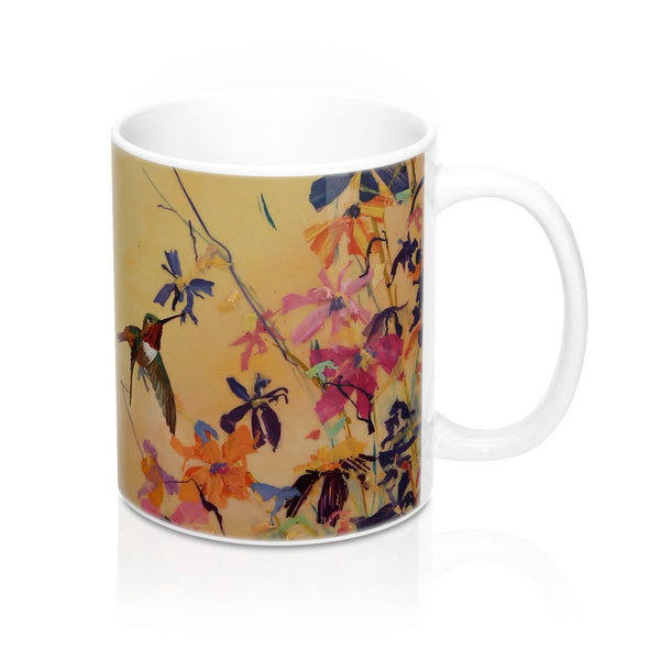 Golden Moment - Looking up Mug 11oz
