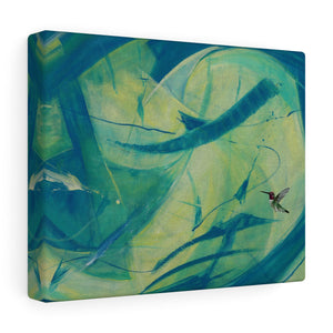 Splash - Canvas Gallery Wraps