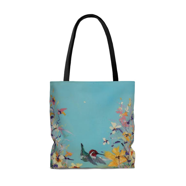 Happy Anna - AOP Tote Bag