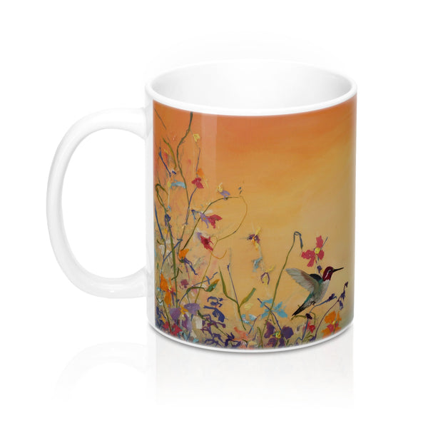 Together in the  Golden Moment Mug 11oz