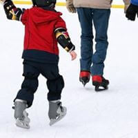 $16 for $32 Admission and Skate Rental for 4 at Power Play Rinks