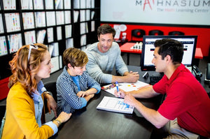 Pay $50 for $100 off Service at Mathnasium