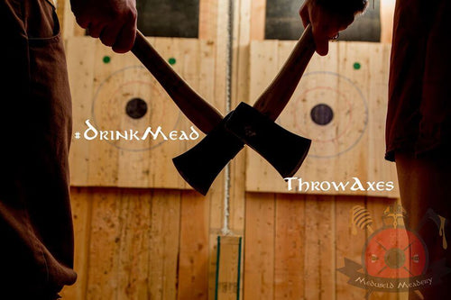 Meduseld Meadery | Lancaster PA 17603 | Half Axe Throwing | AvidDeals