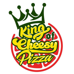 $7.50 for $15 at King of Cheesy Pizza
