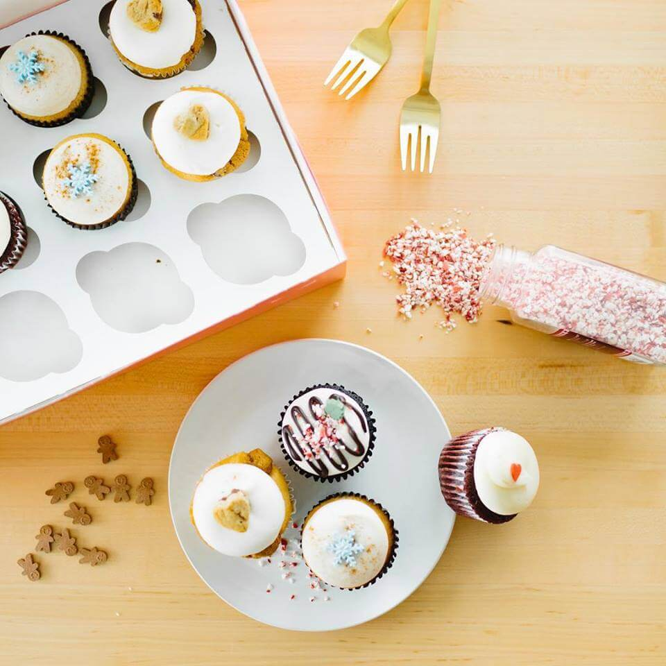 $16 for $32 deal at Lancaster Cupcakes