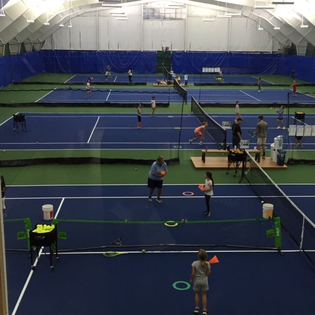 $20 for $40 Towards One Hour of Court Time at Hillcrest Tennis & Field Sports