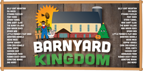 Barnyard Kingdom | Lancaster PA 17603 | $25 coupon | AvidDeals