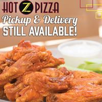 Save $10 at Hot Z Pizza in Landisville