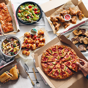 $15 for $30 at Domino's Pizza on Manheim Pike