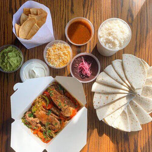 $10 for $20 worth of Modern Mexican and Slow-Smoked Barbecue