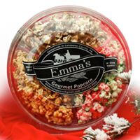 $6 for $12 at Emma's Gourmet Popcorn Shop