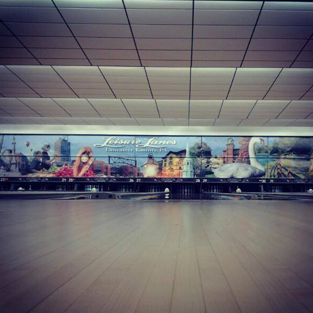 $10 for $20 at Leisure Lanes