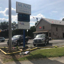State safety and emissions inspection at M-N-G Auto