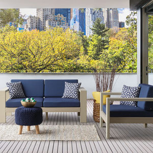 Save $100 on outdoor furniture at Martin's Furniture with $100 for $200 deal
