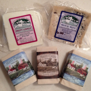$10 for $20 deal at Misty Creek Goat Dairy