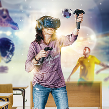 $20 for $40 worth of Virtual Reality gaming