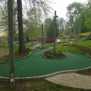 Buy 2 Rounds of Mini Golf Get 2 Rounds Free at The Shack
