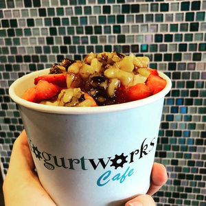 $5 for $10 at Yogurtworks