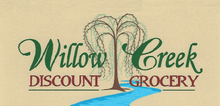 Save money on your groceries at Willow Creek Discount Grocery on AvidDeals at Avid.deals in Lancaster county Pa